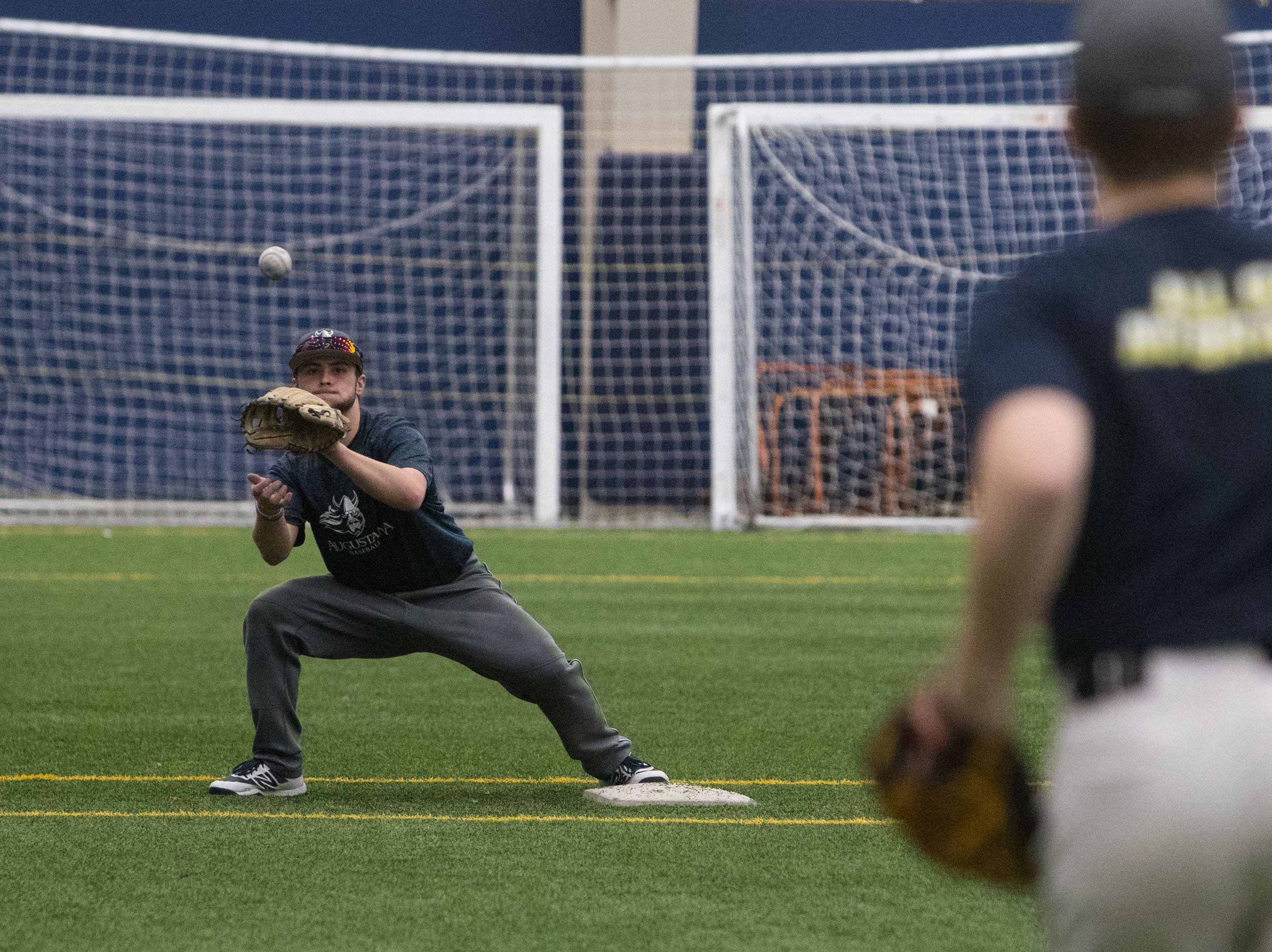 Ranked No. 1 in the nation, Augustana baseball sets out to repeat as national champs