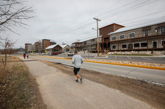 At Monday night's meeting, the Springfield City Council will heara proposal to establish a Galloway Community Improvement District.