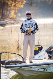Ava angler Rick Clunn, 72, says his age doesn't keep him from winning fishing tournaments.