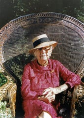 Marjory Stoneman Douglas died in 1998 at the age of 108.