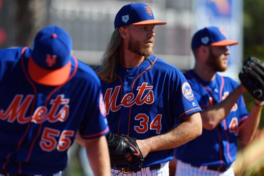Spring training with the New York Mets begins this weekend and continues through March 25 at First Data Field in Port St. Lucie.