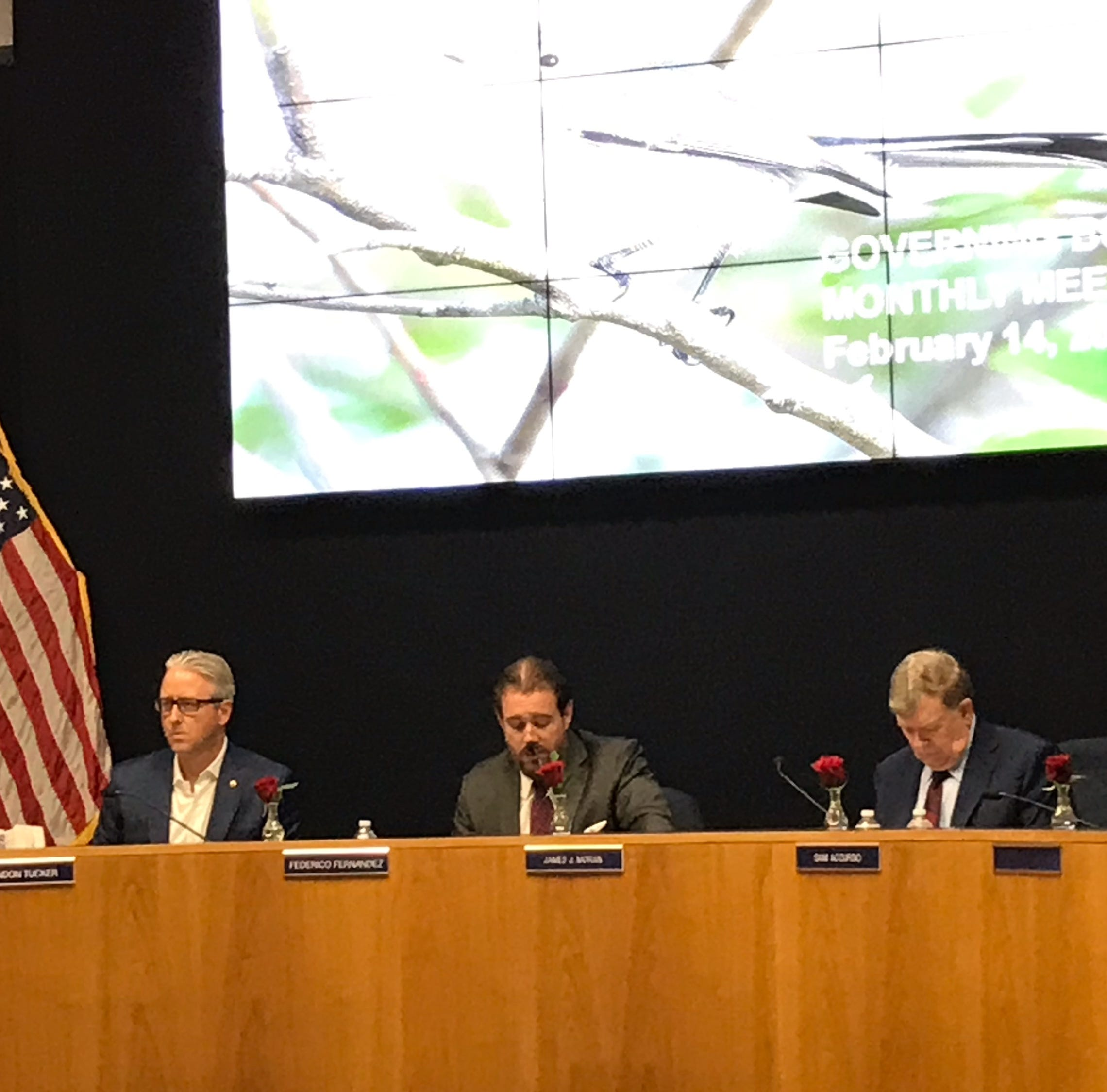 SFWMD executive director announces resignation in front of board that lacked quorum