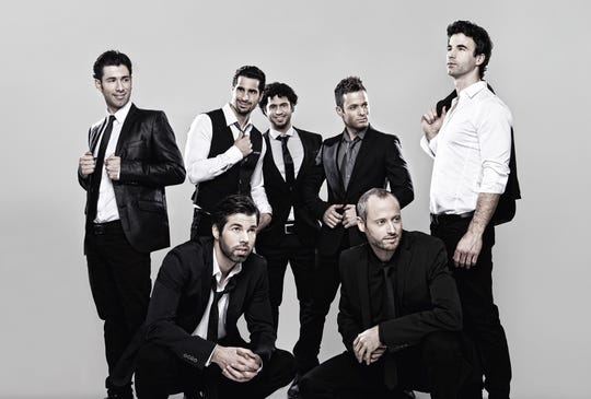 The seven brothers of Los Vivancos — Elías, Judah, Josua, Cristo, Israel, Aarón and Josué Vivancos — are bringing their unforgettable talent to the Treasure Coast for one night only, on Thursday, February 28.