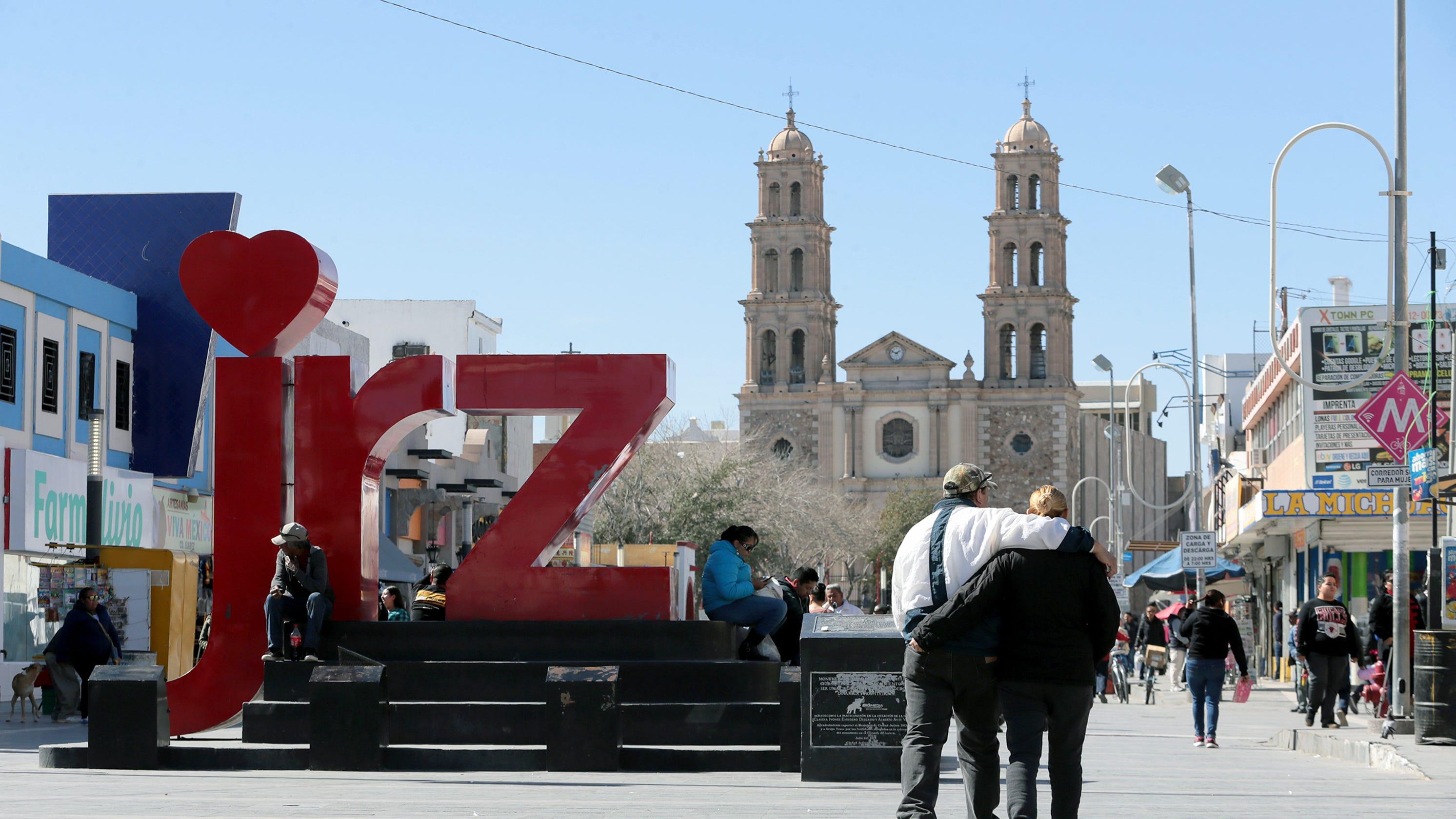 As Trump demands wall, violence soars in Mexico and Ciudad Juárez