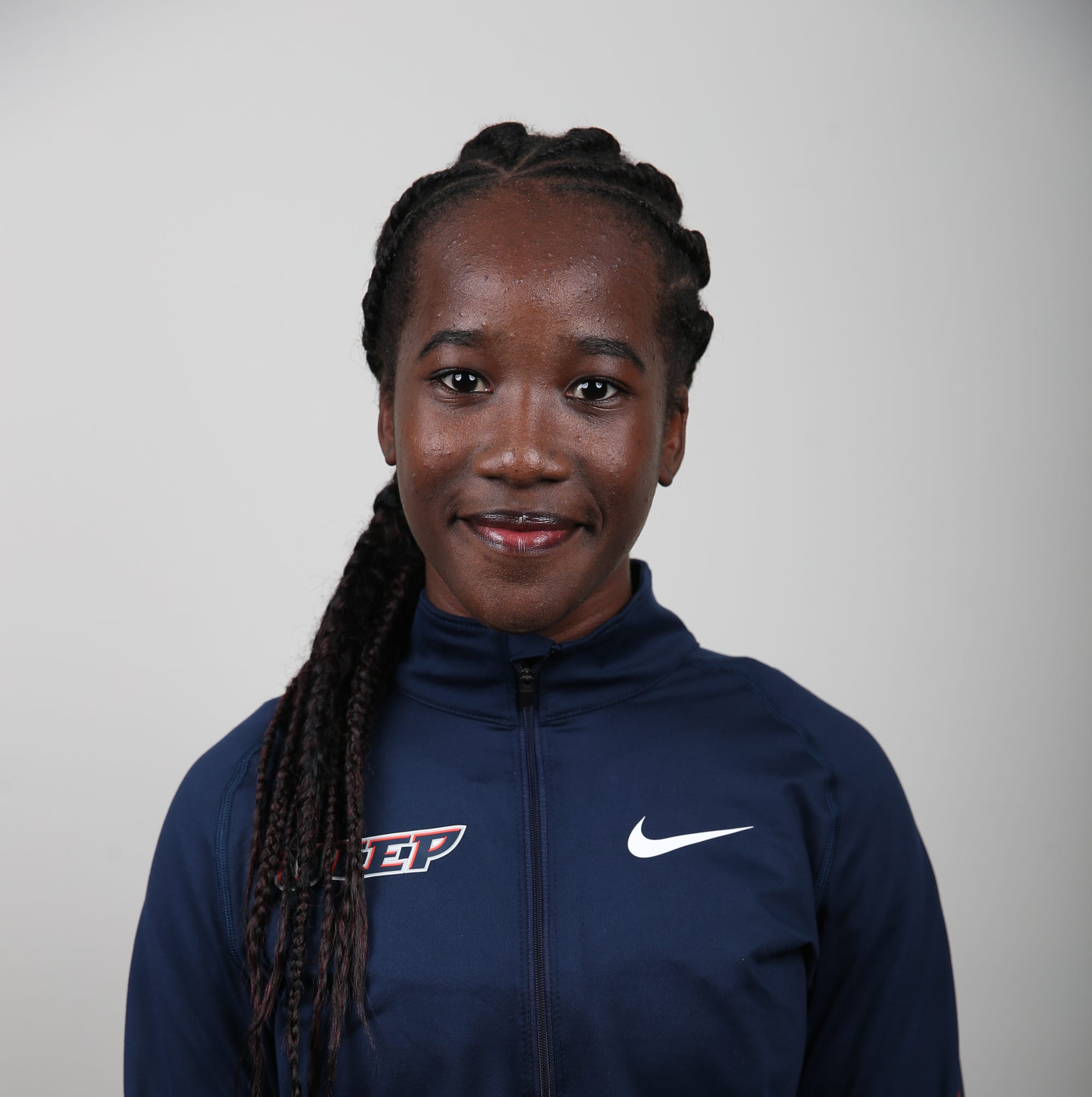 Guyanese jumper Bright emerges as freshman star for UTEP track