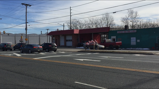 Family Dollar wants this corner property at 419 W. Chestnut Avenue for a store, but Vineland planners in February said 'no.' Family Dollar is back for a hearing in May now with a revised plan that rests on an enlarged site.