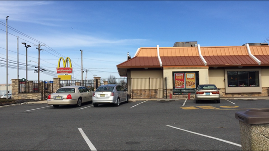 The McDonald's restaurant at 833 N. Main Road in Vineland is cleared by the city for a summer 2019 renovation.