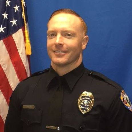 Visalia cop accused of beating girlfriend at Valley casino has been arrested