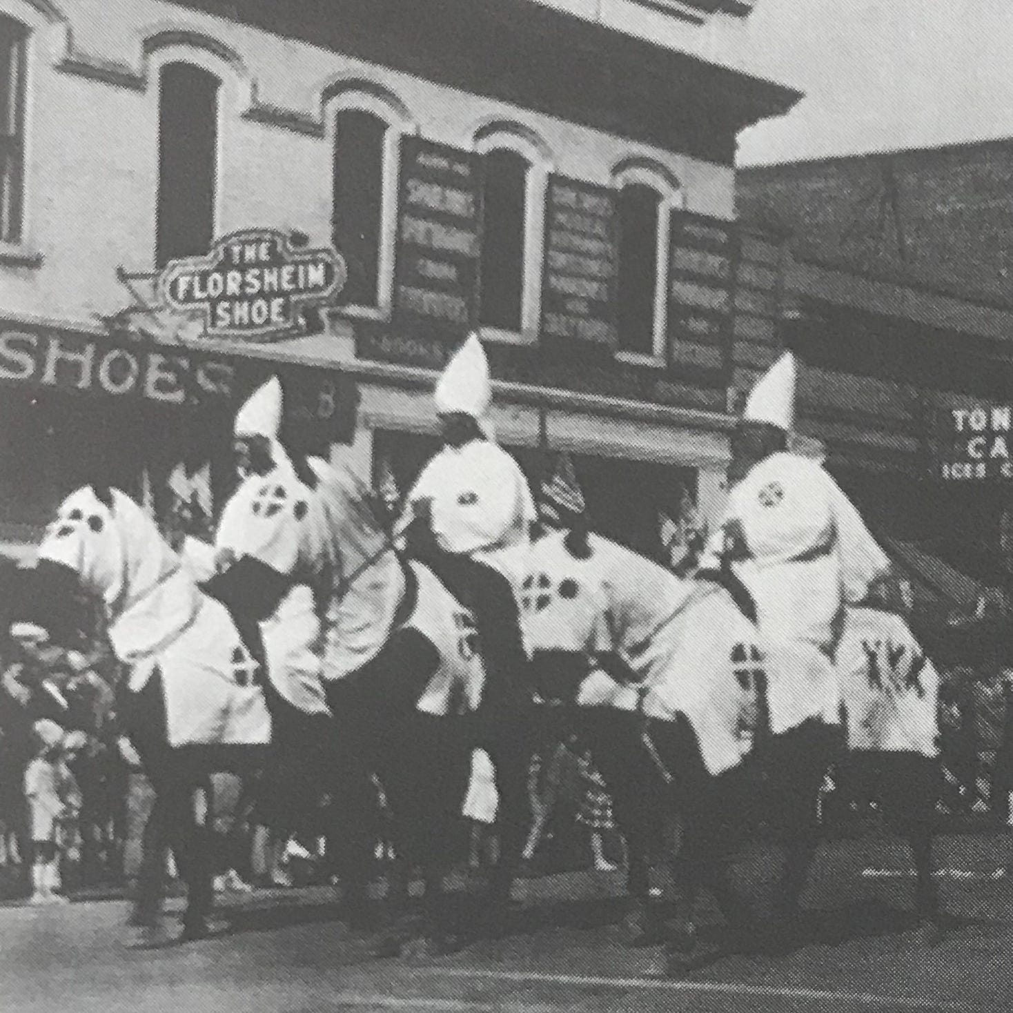 The Ku Klux Klan and Visalia: A legacy of racism that hasn't died