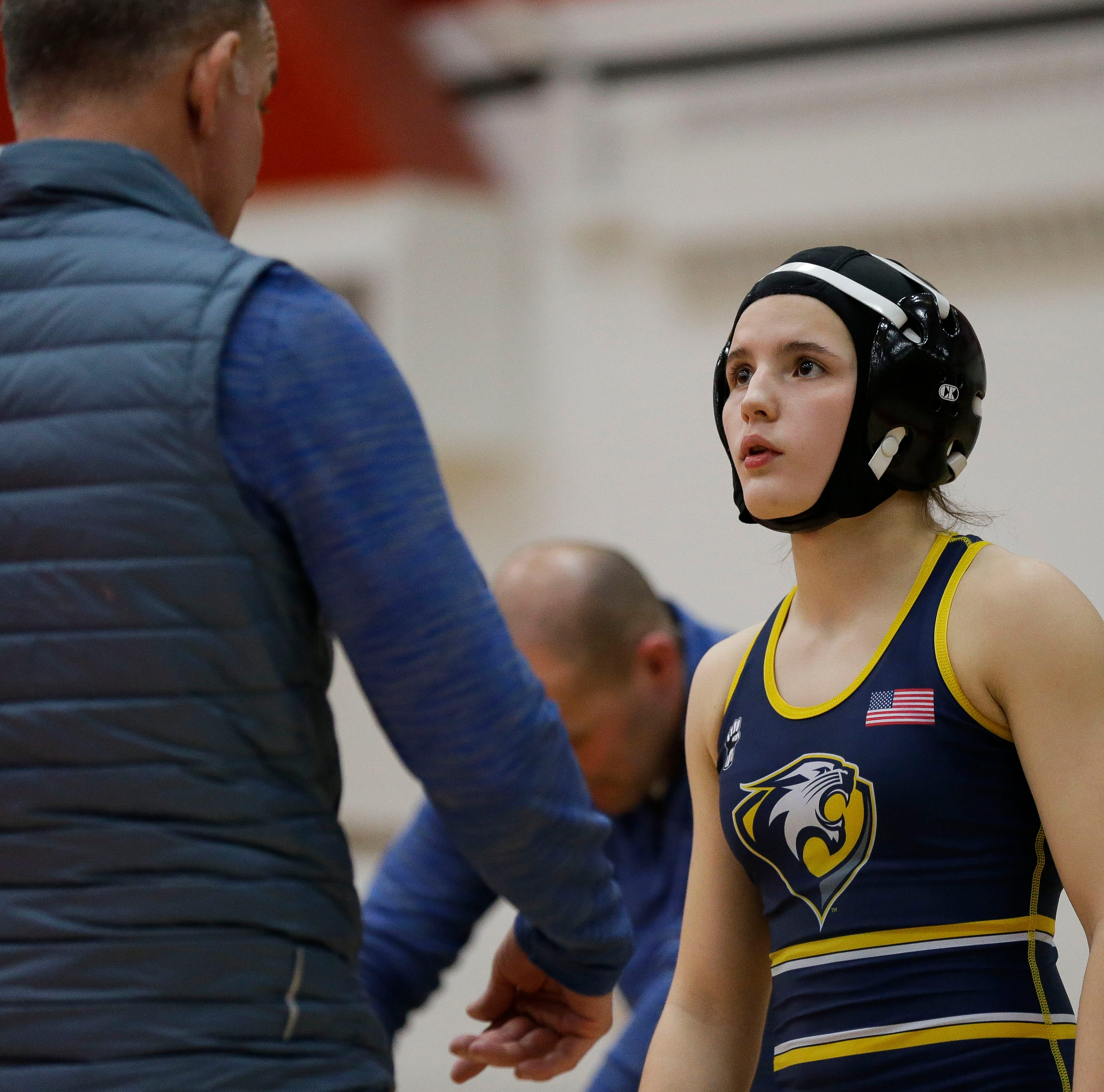 Wausau native made wrestling her life. She became first girl to win Wisconsin regionals in Division 1.