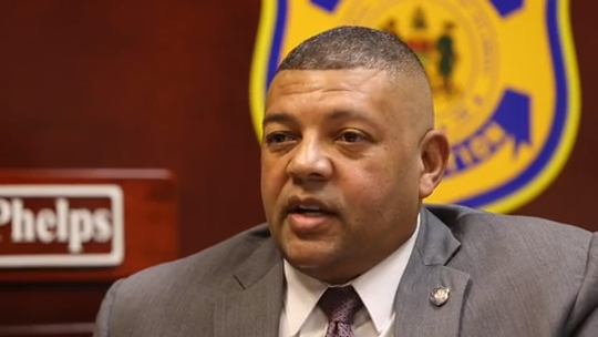 Delaware Department of Corrections Commissioner Perry Phelps explains how drugs make their way into the prison system.