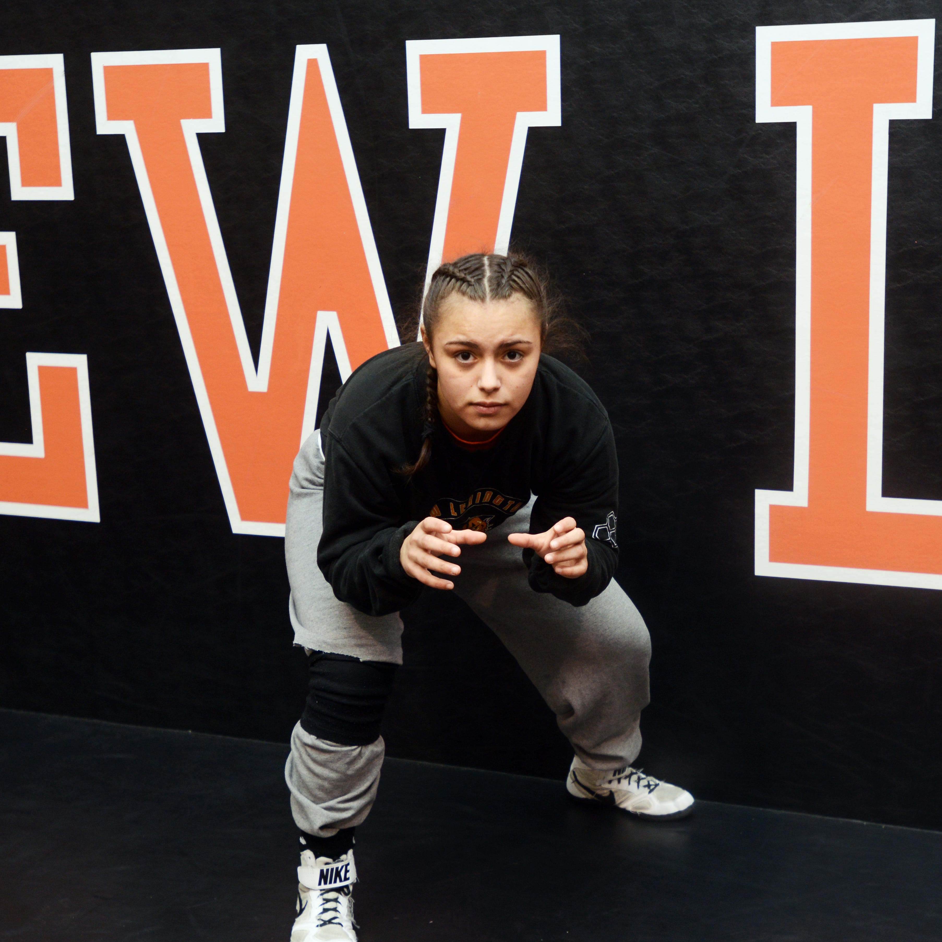 Nationally ranked female wrestler is eyeing success on a larger stage