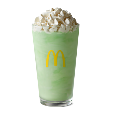 The Philadelphia Eagles and the history of the Shamrock Shake
