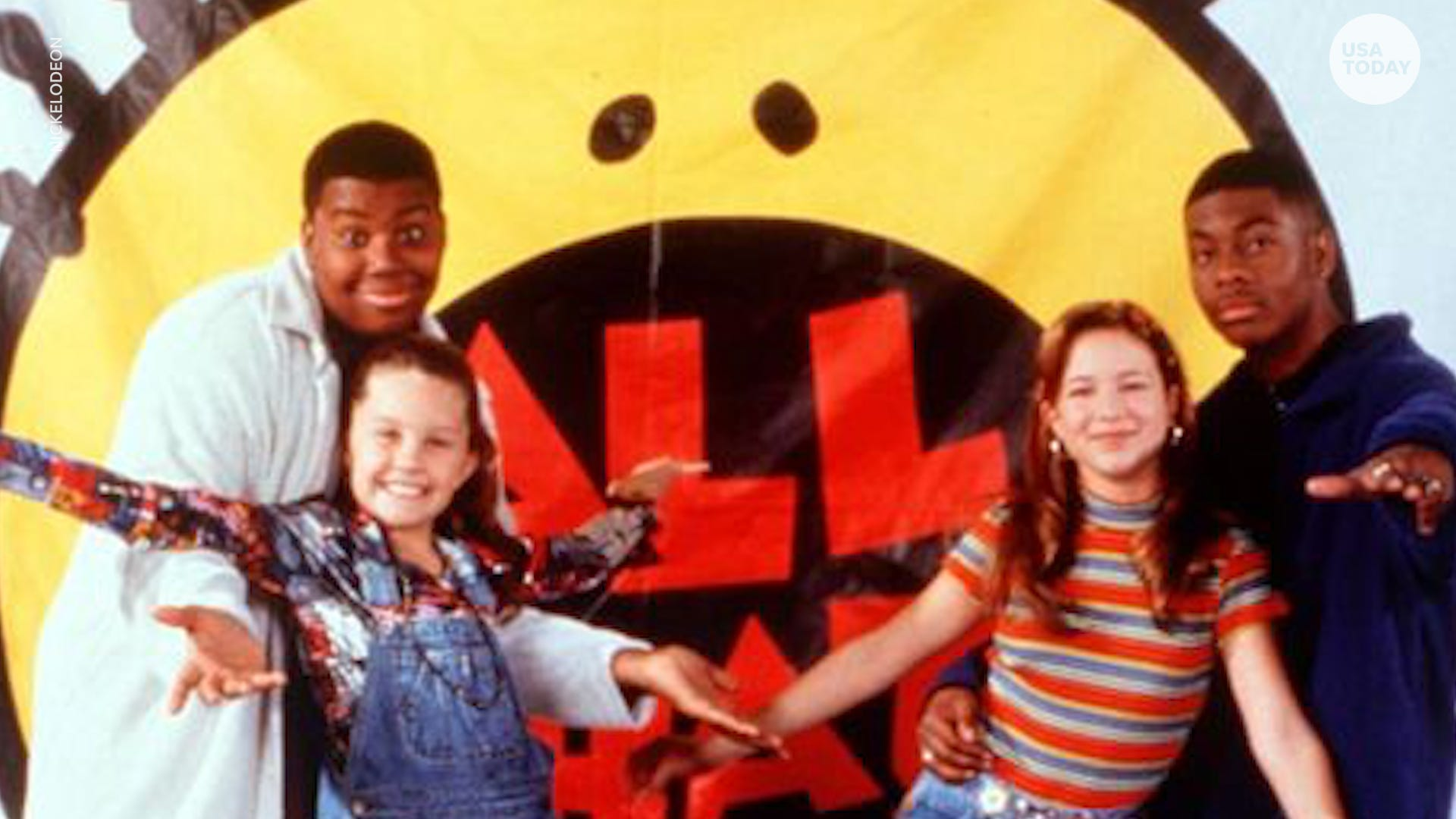 'All That' is coming back to Nickelodeon