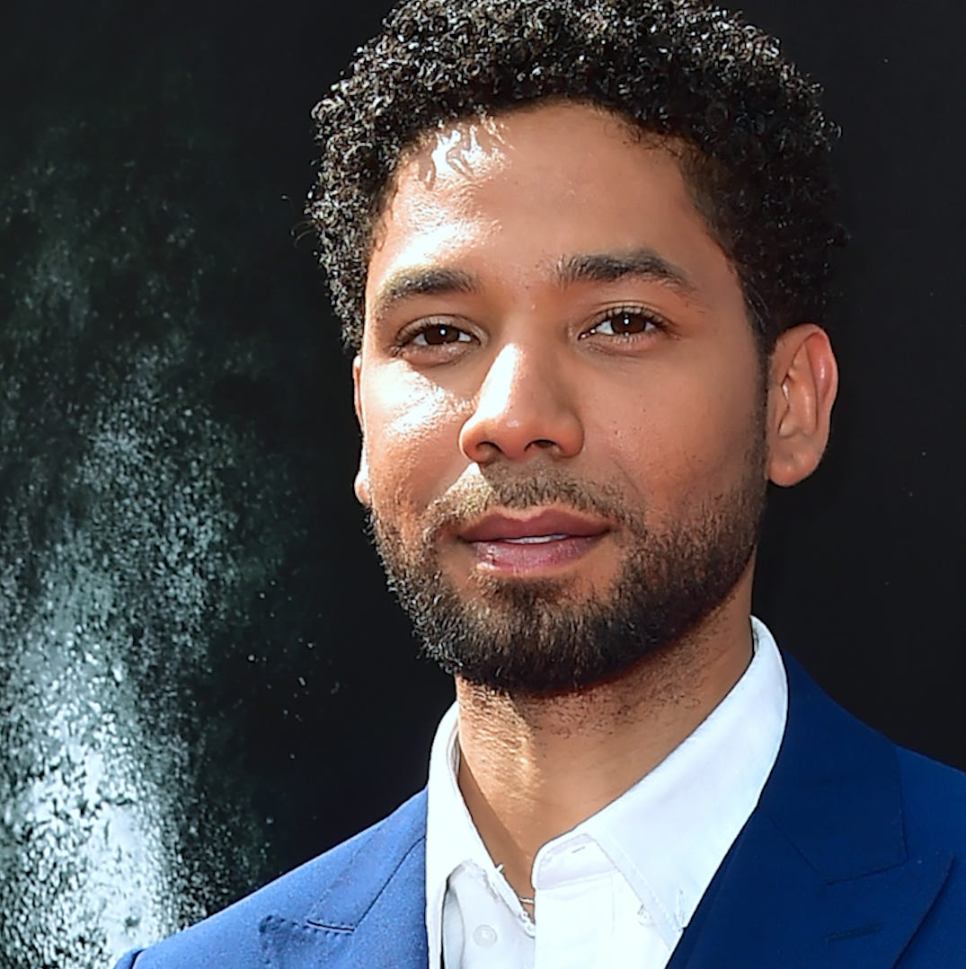 Jussie Smollett suspended from 'Empire' after prosecutors said he faked attack to boost salary