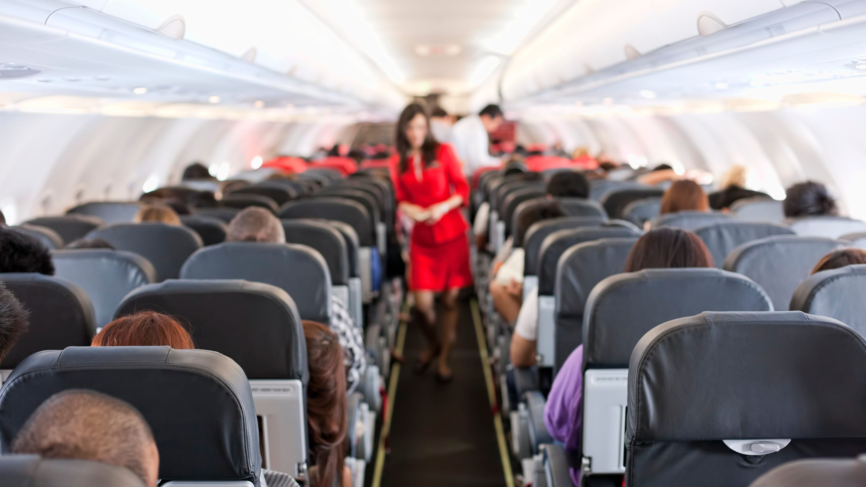 Passengers sometimes take their frustrations out on flight attendants, even though they aren't directly responsible for reductions in airline service.