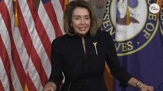 House Speaker Nancy Pelosi railed against the possibility of President Donald Trump declaring a national emergency.