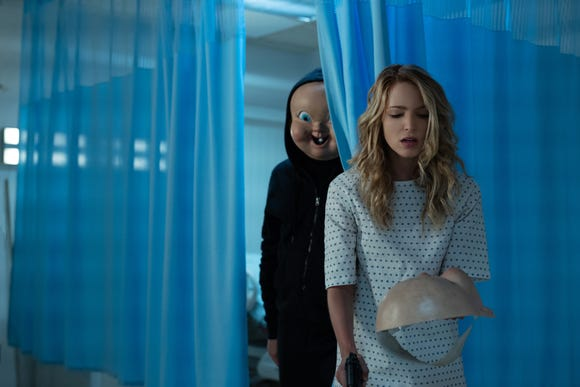 """""""Happy Death Day 2"""" finds Tree (Jessica Rothe) dealing with the baby-mask killer yet again but a threequel may put someone else in the hot seat."""
