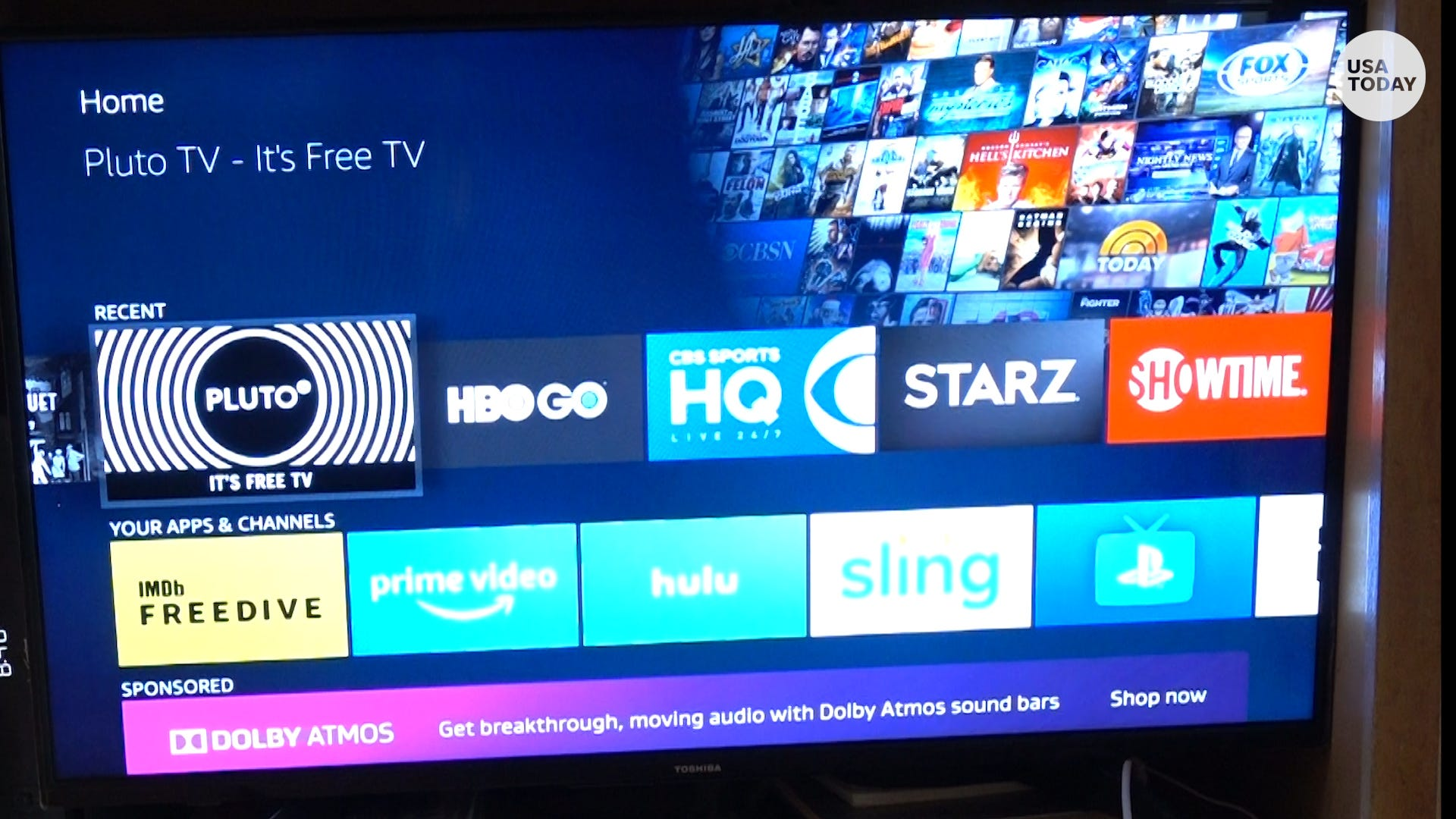 Here's how you can view free streaming TV