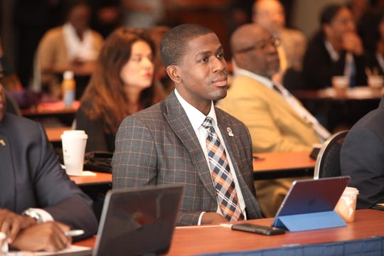 Gabriel Felix is a fourth year student at Howard University's medical school and president of the Student National Medical Association.
