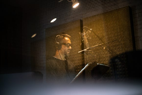 """Ryan Reynolds was safe in the recording booth to narrate """"Great Bear Rainforest."""""""