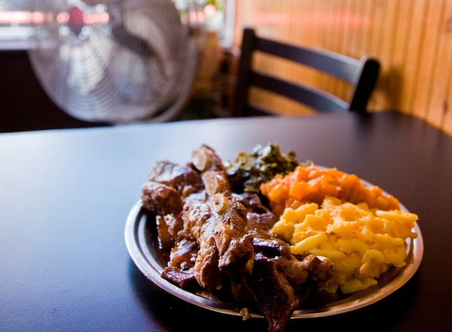 If you're going to serve soul food for Black History Month make sure you're serving some context too.