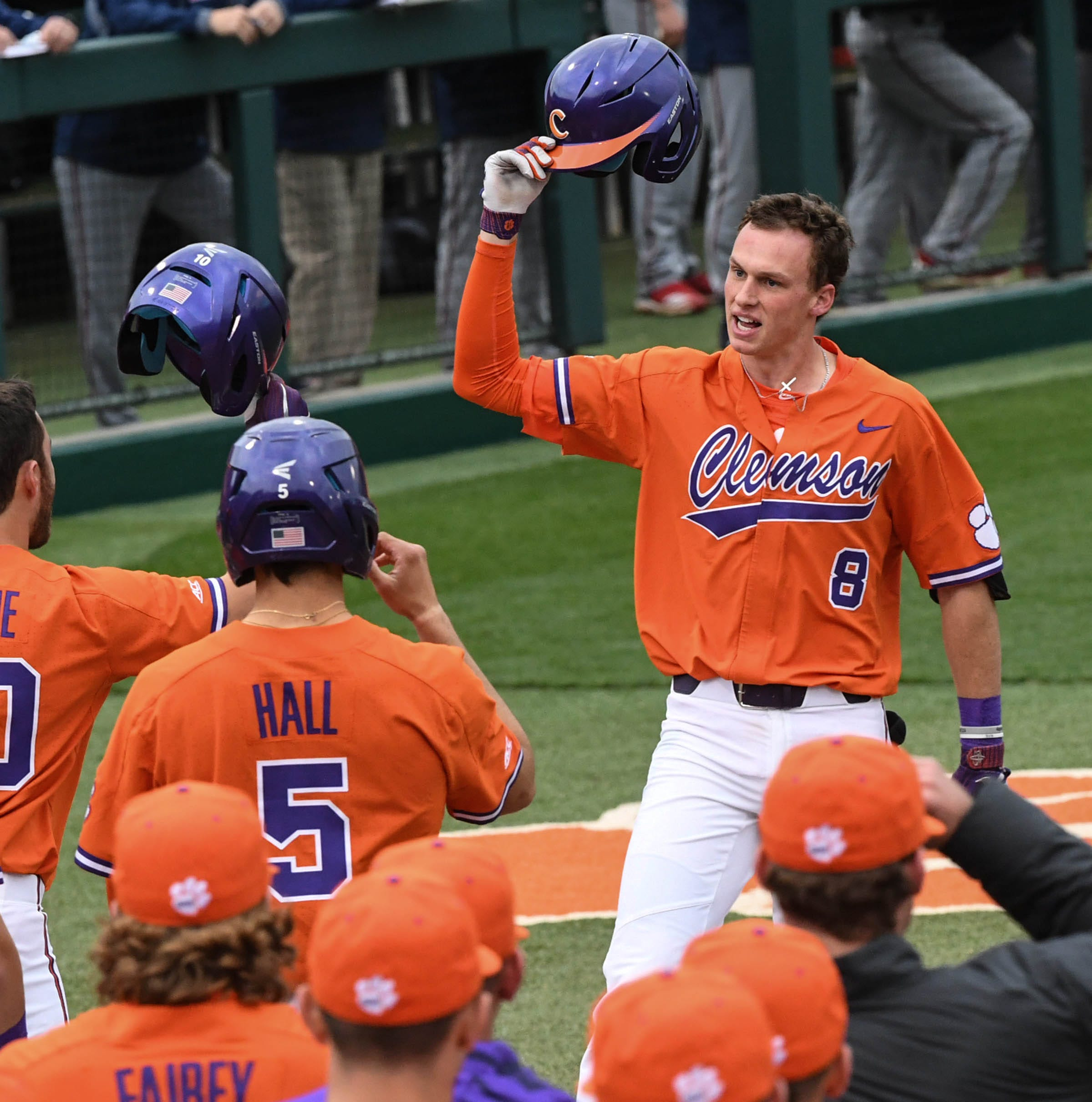 Clemson baseball team still playing long ball as 2019 season gets under way