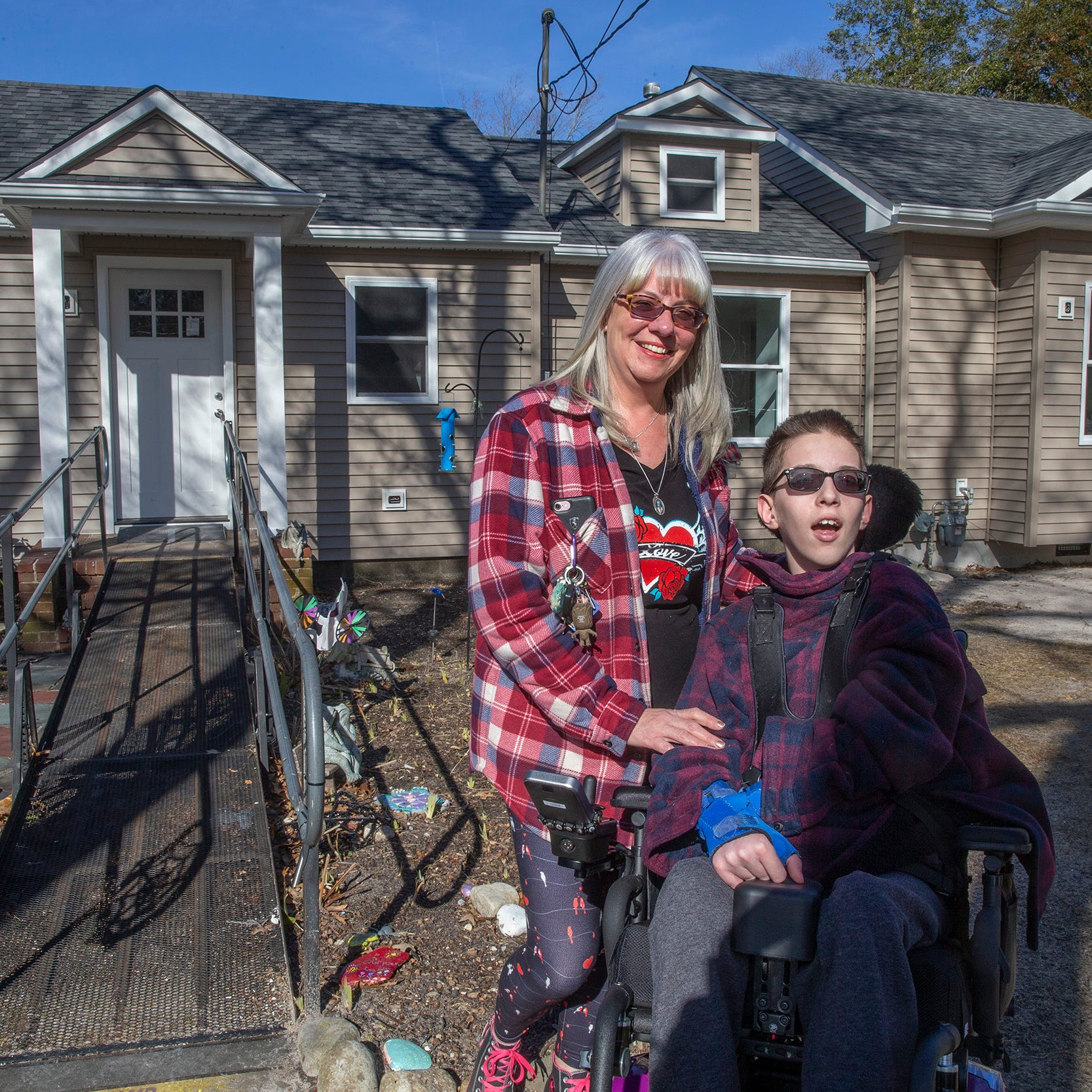 Berkeley rallies to support much-needed renovation of disabled teen's home; you can help