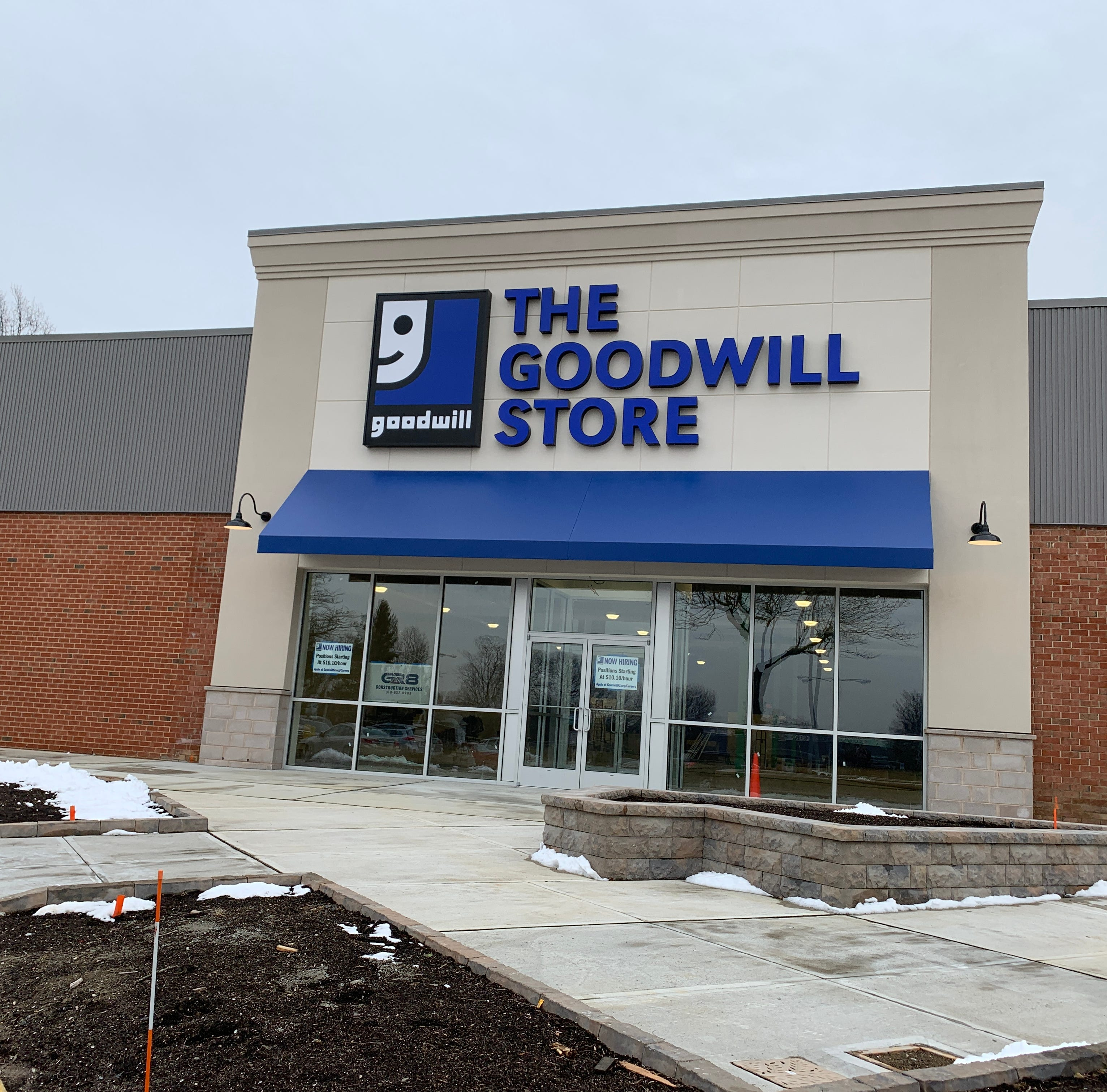 Goodwill about ready to open in former Middletown A&P
