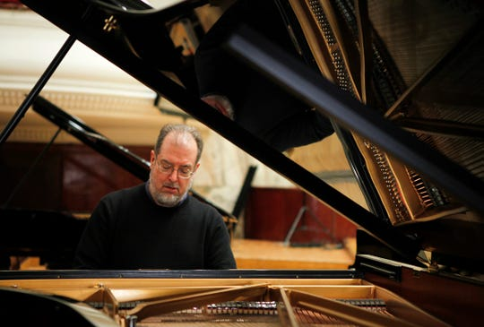 "American pianist Garrick Ohlsson joins the Asheville Symphony Youth Orchestra for the ""Asheville Amadeus"" 2019 finale eve concert on March 23."