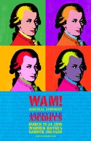 """Asheville Amadeus"" returns for 10 days, March 15-24."