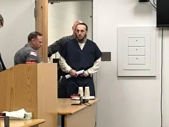Keith Worthington enters plea.