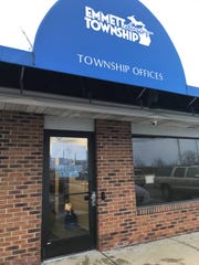 Michigan Municipal Risk Management Authority has denied the claim made by Emmett Charter Township to cover the costs of a lawsuit filed against the township. The lawsuit was filed by a township trustee and building official.