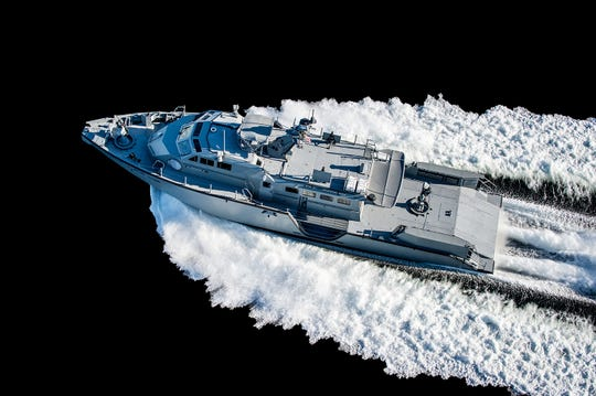 The Navy now has a patrol boat capable of running more than 500 nautical miles at a time — and its built here in Kitsap County. SAFE Boats' Mark VI patrol boat was tested in Guam in December, setting a patrol record for the Pacific Ocean.