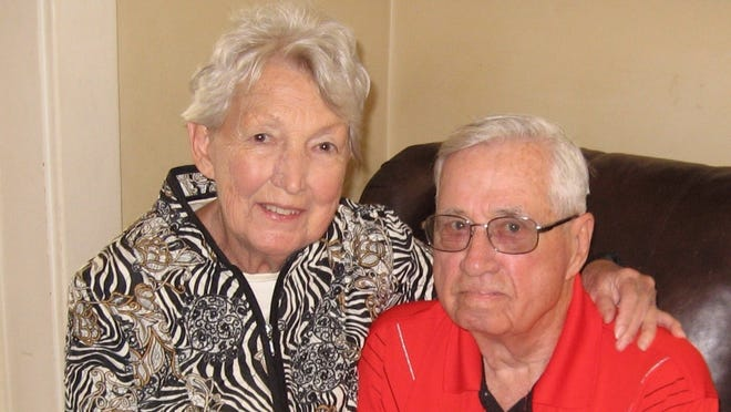 Norma and Norman Hill