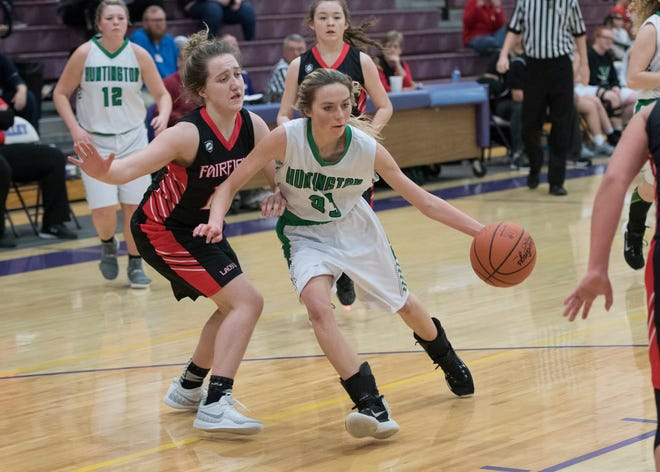 Huntington's Braiden Collins received All-Ohio special mention on the All-Ohio Division III team, the Ohio High School Athletic Association released on Tuesday.