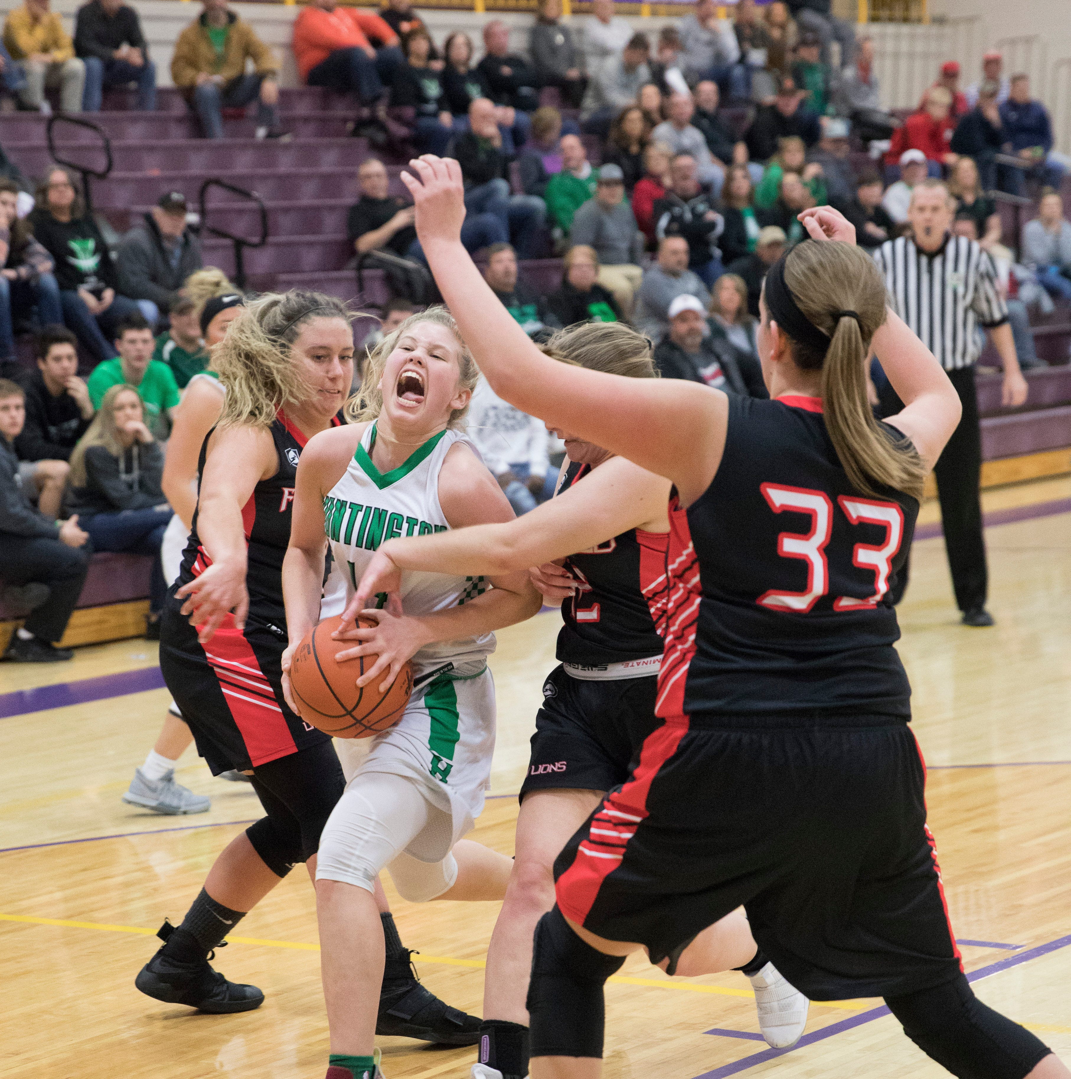 HS GIRLS BASKETBALL: Four takeaways from Huntington's sectional win over Fairfield