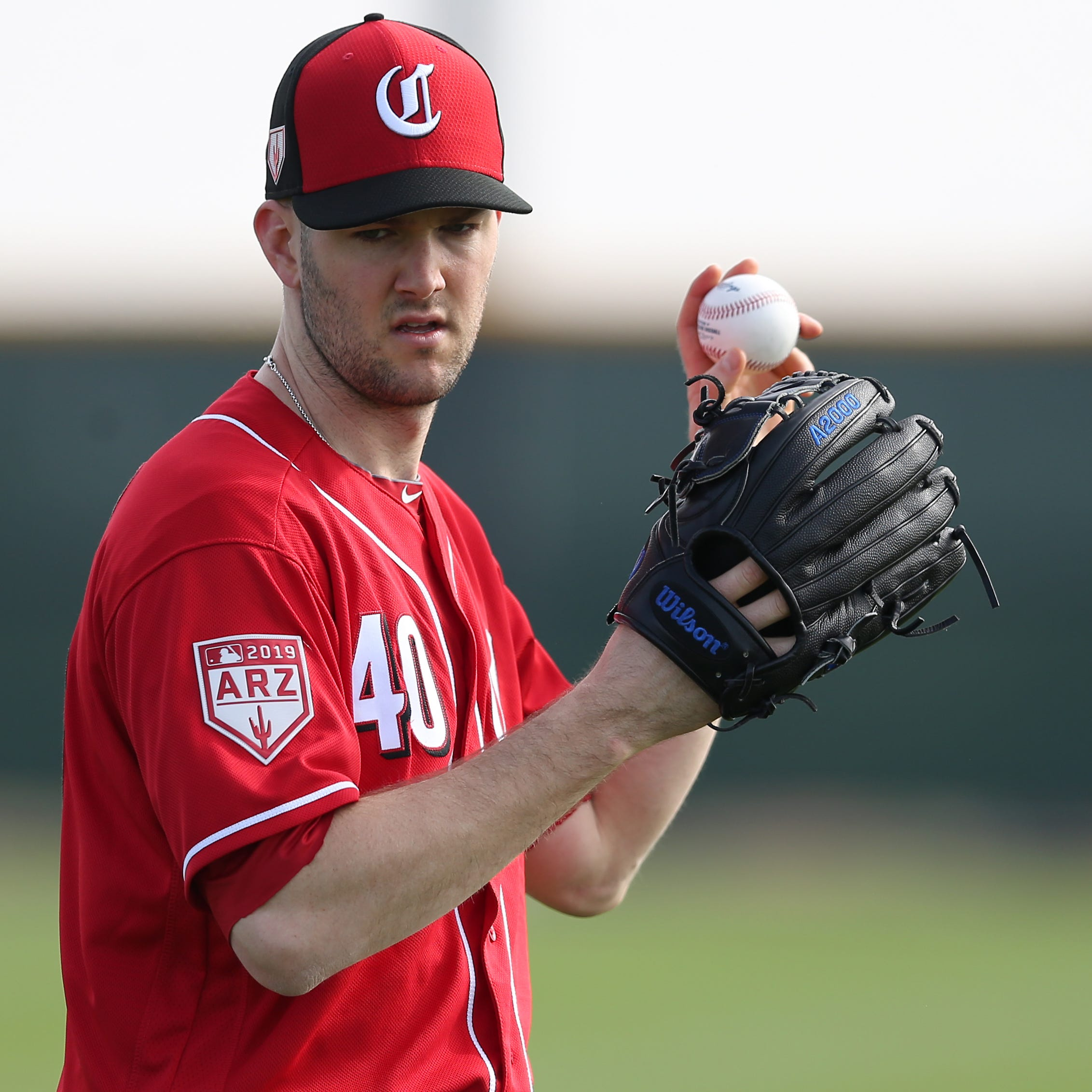 Injured Cincinnati Reds pitcher Alex Wood sidelined until at least June with back injury