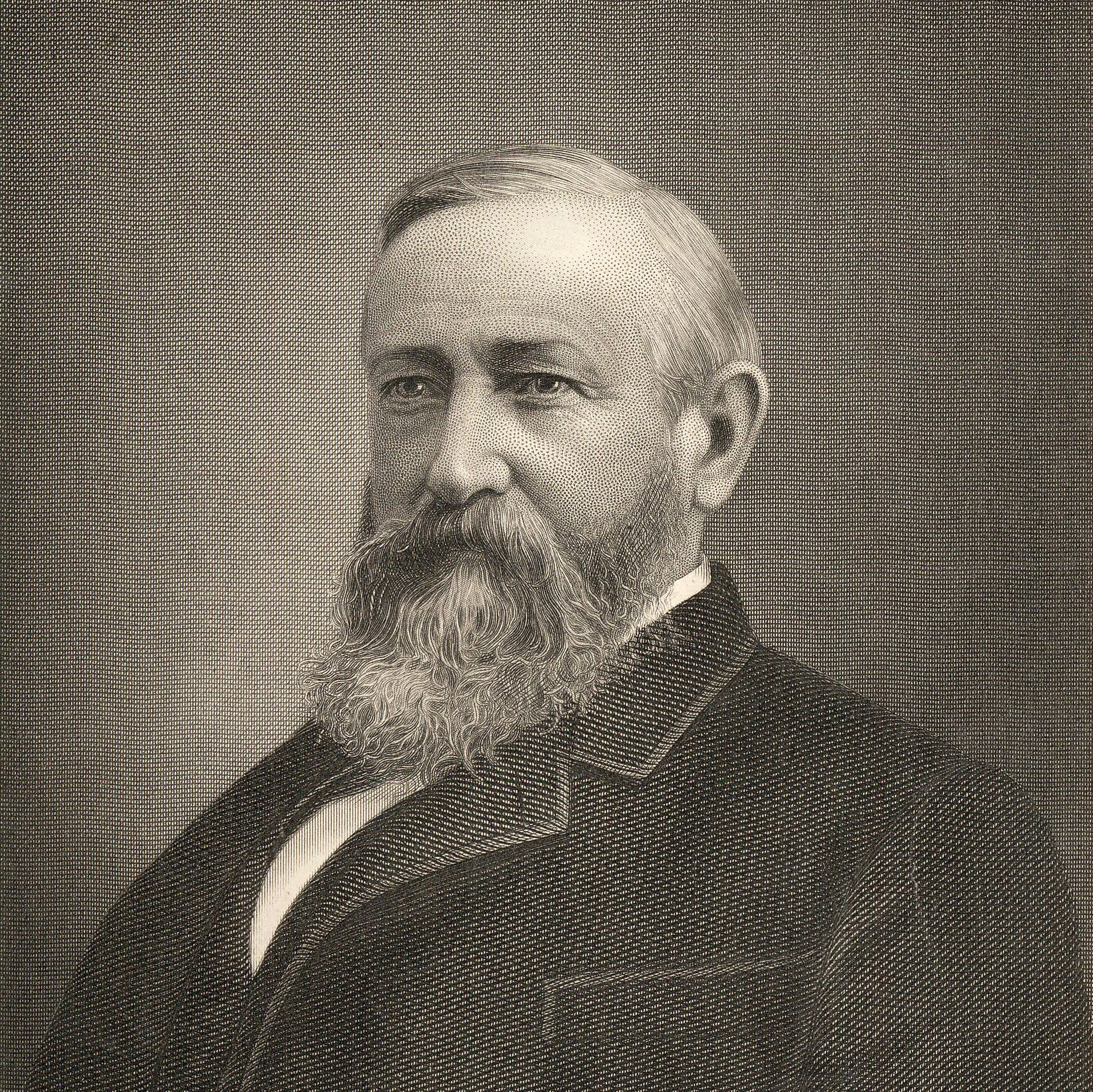 Our history: Hoosiers claim him, but President Benjamin Harrison born a Buckeye