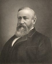 President Benjamin Harrison was born in North Bend but is usually associated with Indiana rather than Ohio.
