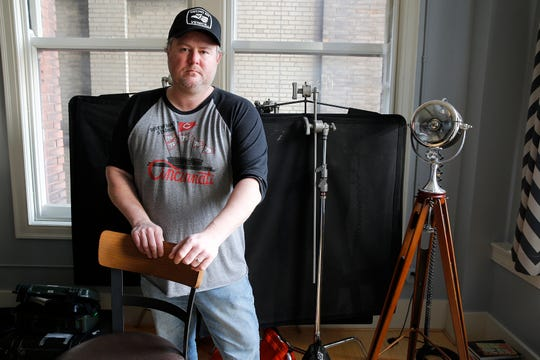 Covington Catholic graduate Jonathan Schroder is shooting a documentary about the Cov Cath controversy, using his downtown Cincinnati condo for his studio. Schroder is a long-time executive producer for National Geographic.
