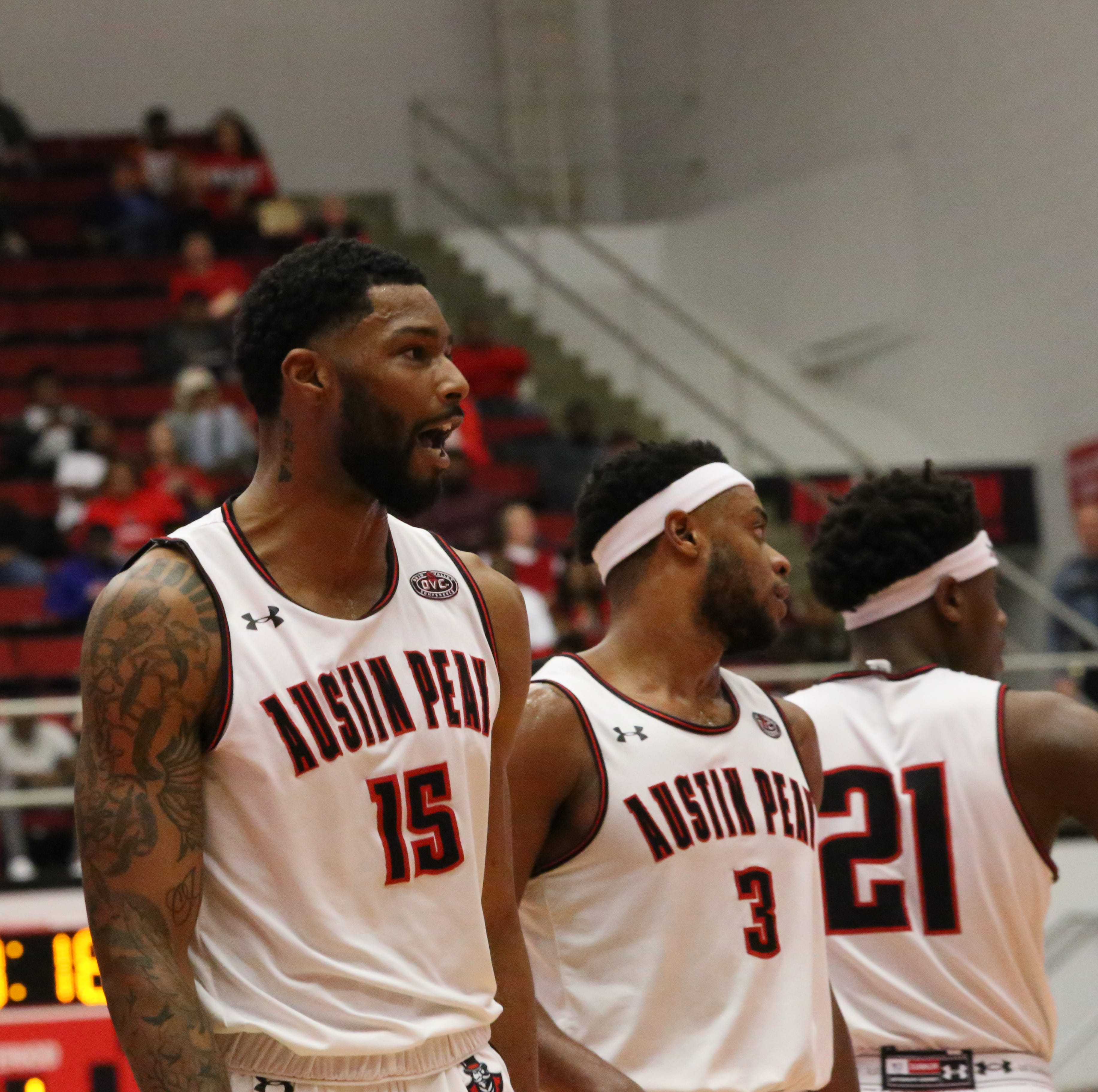 Former UT Vols basketball player Jabari McGhee finds home at Austin Peay on third college stop