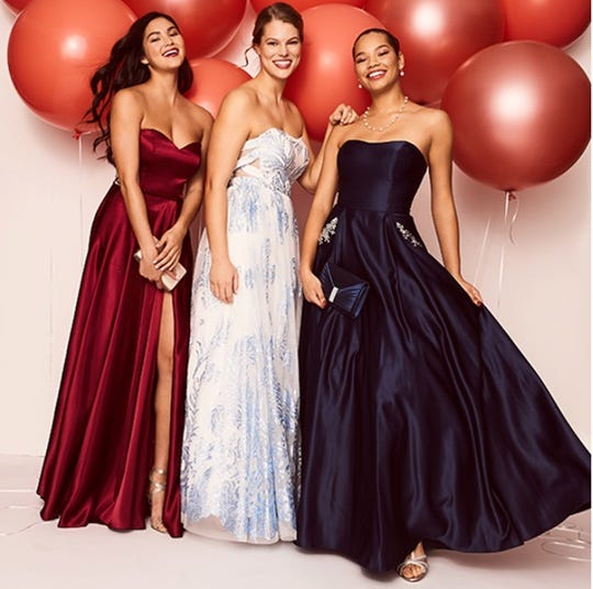 Lord + Taylor's PROM Expo will be held from 7 to 9 p.m. on Thursday, Feb. 28, atLord + Taylor Westfield, 609 N. Ave West, in Westfield.