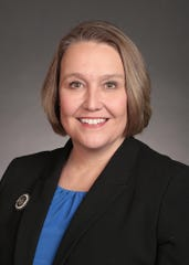 State Rep. Jennifer Konfrst represents House District 43,