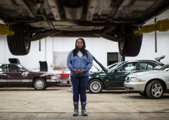 Phaedra Wainaina is the executive director of a nonprofit named Vehicles for Change that helps provide cars to people who can't afford them.