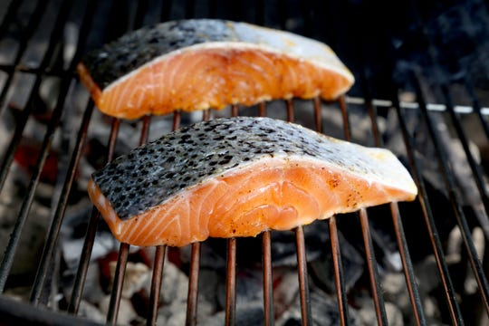 Seafood is low in artery-clogging saturated fat and provides omega-3 fatty acids for heart health.