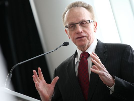 Warren Mayor James Fouts.