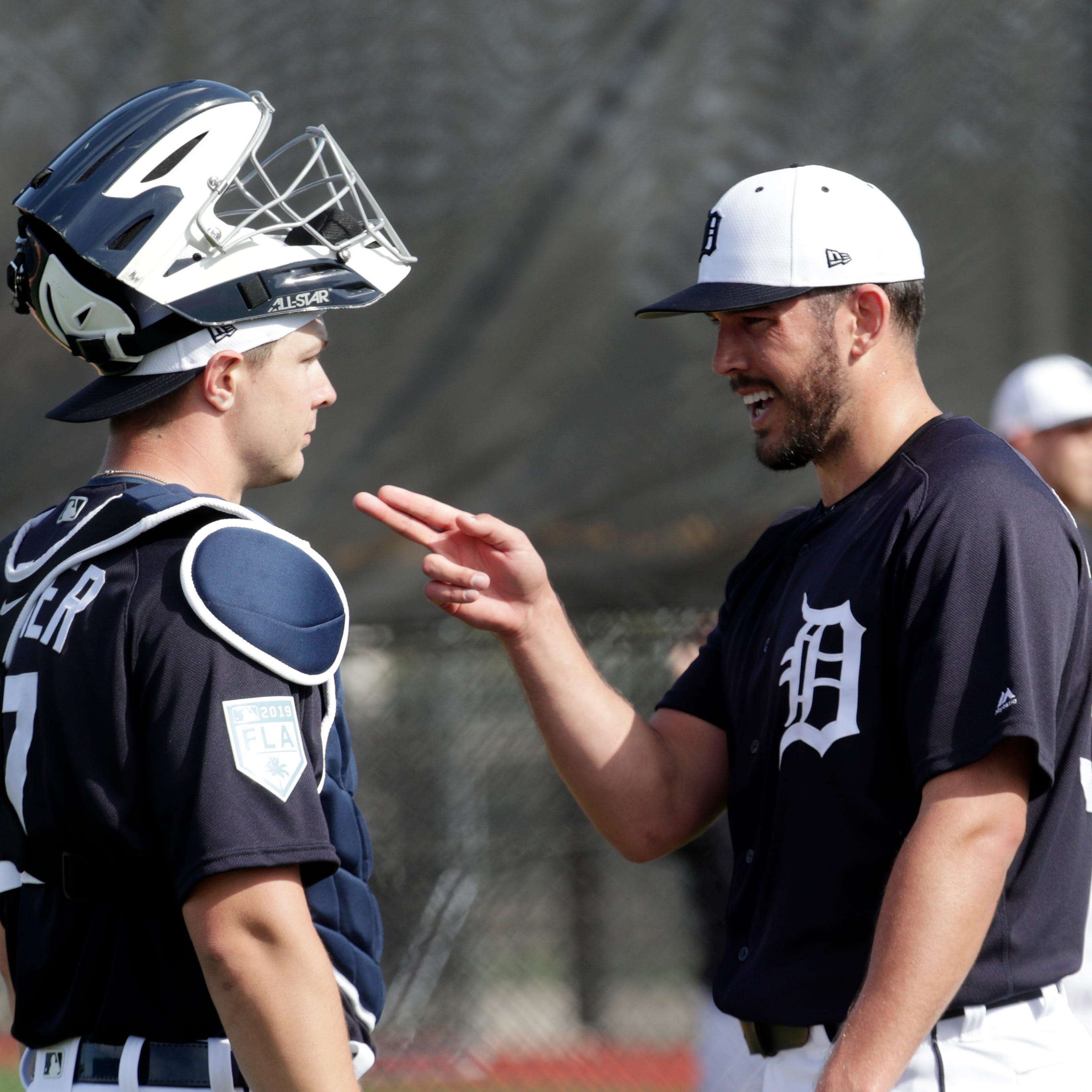 Tigers spring training letters: Dreaming of a visit with J.D. Martinez