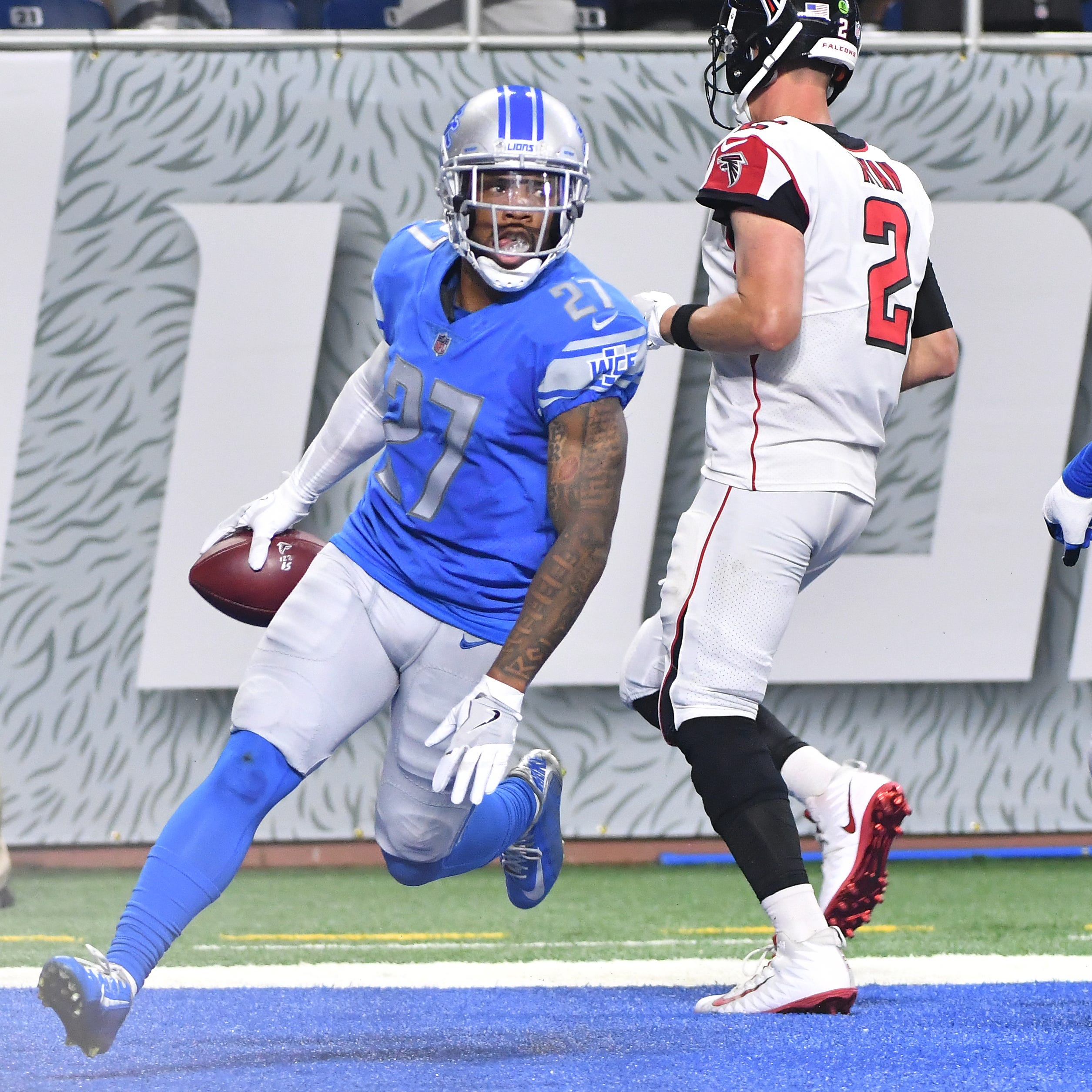 Detroit Lions release iron man safety Glover Quin, two others