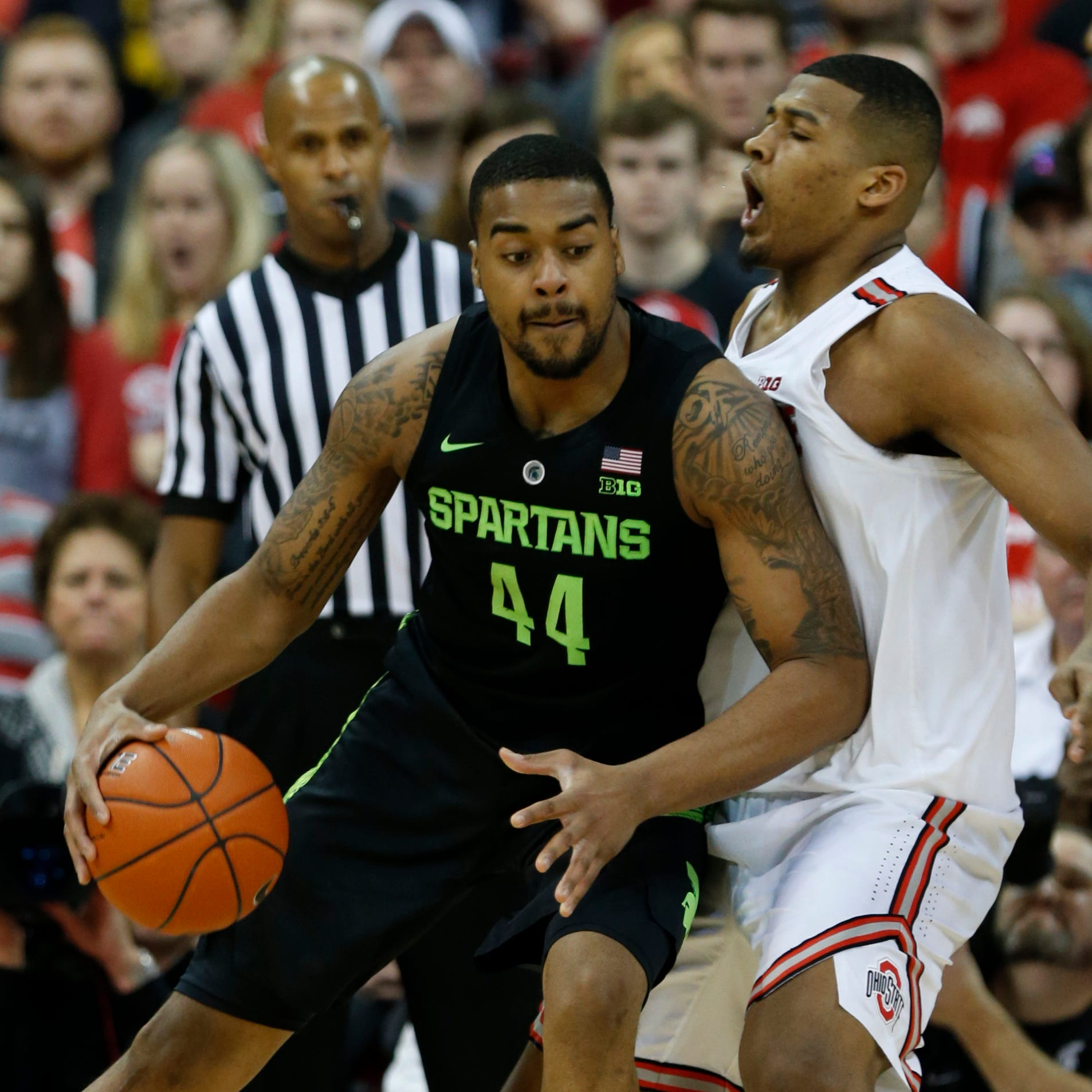 Michigan State a 'different team' when Nick Ward is ready to roll